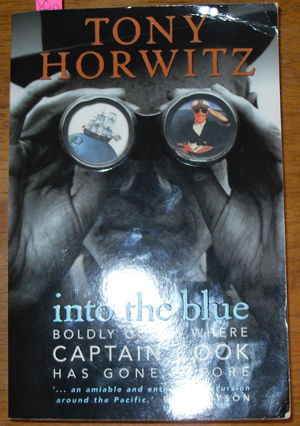 Image for Into the Blue: Boldly Going Where Captain Cook Has Gone Before