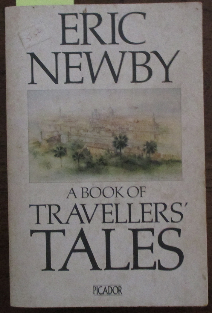 Image for Book of Travellers' Tales, A