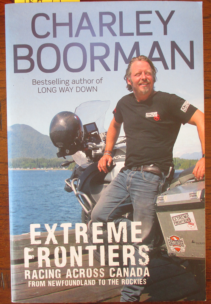 Image for Extreme Frontiers: Racing Across Canada from Newfoundland to the Rockies