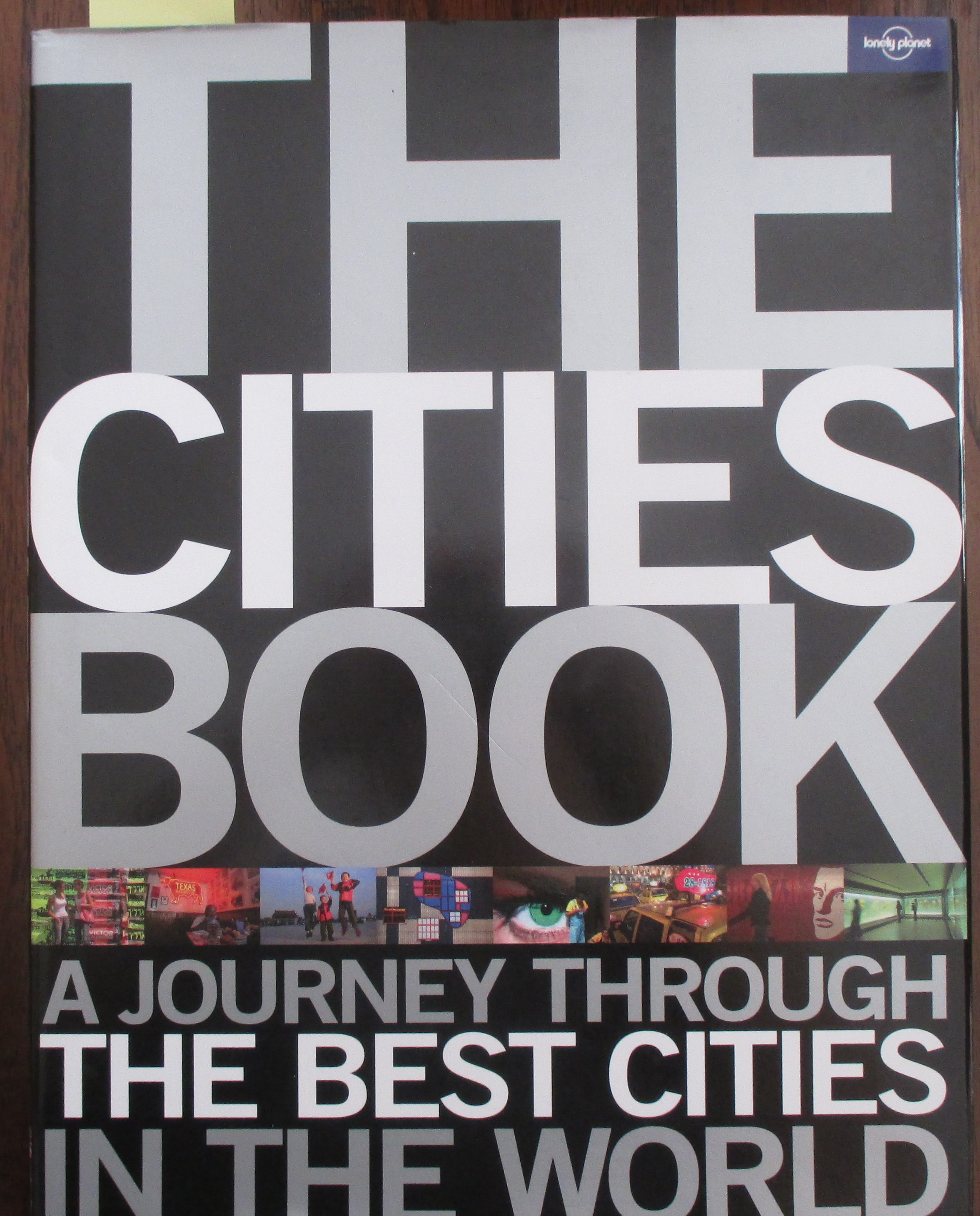 Image for Cities Book, The: A Journey Through the Best Cities in the World