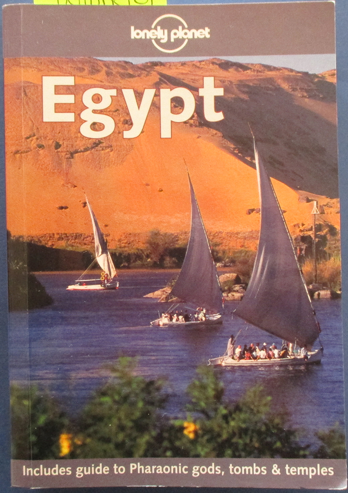 Image for Egypt (Lonely Planet)