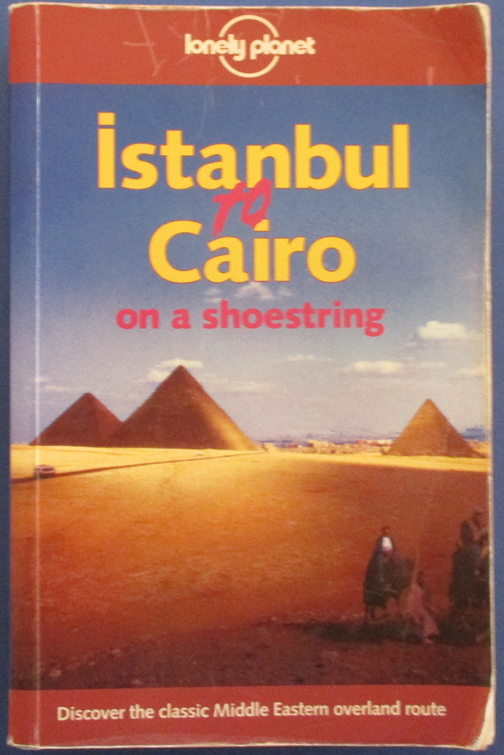 Image for Istanbul to Cairo on a Shoestring (Lonely Planet)