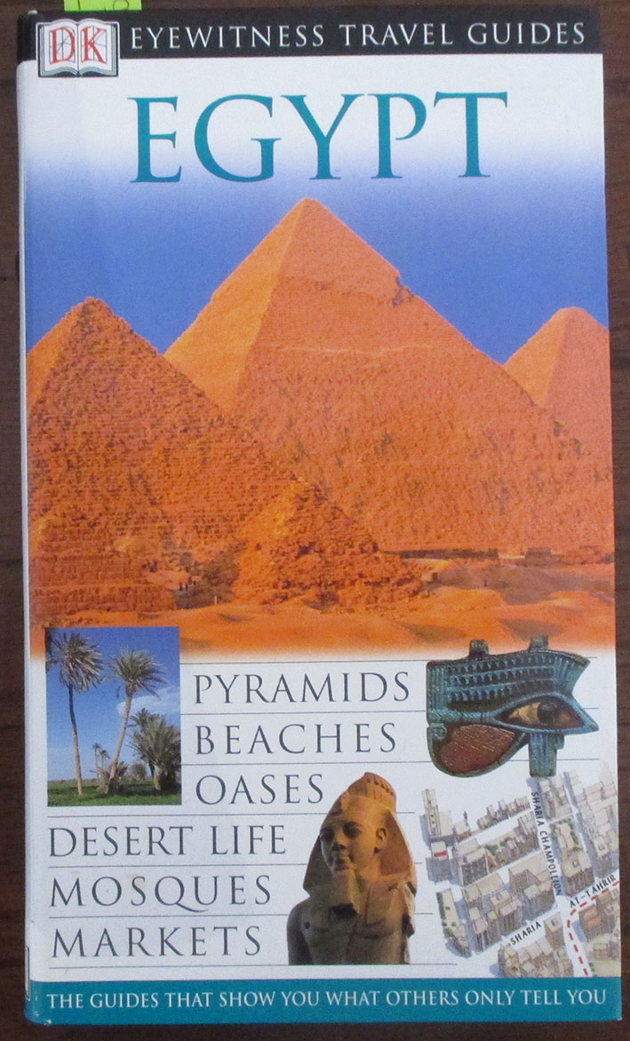 Image for Egypt: Eyewitness Travel Guides