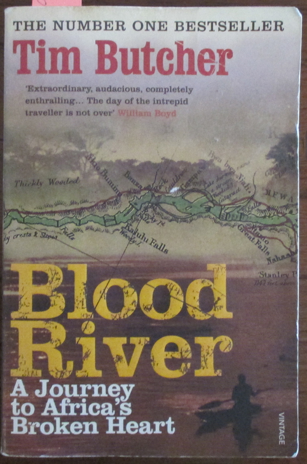 Image for Blood River: A Journey to Africa's Broken Heart
