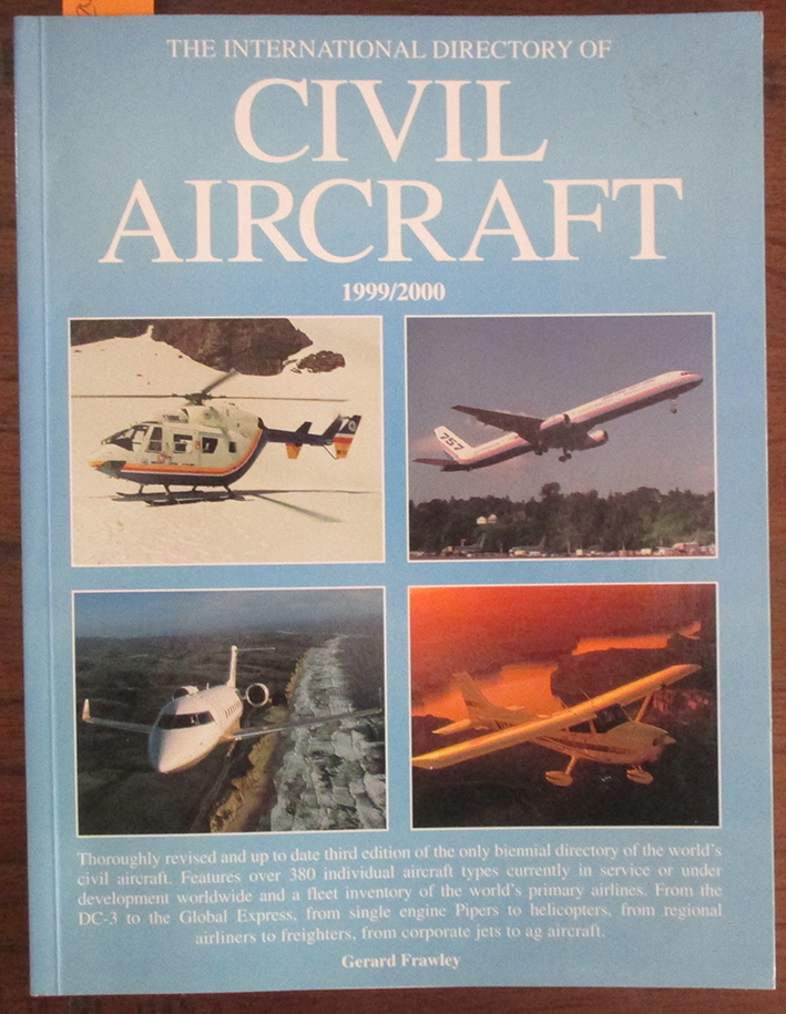 Image for International Directory of Civil Aircraft, The (1999/2000)