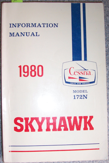 Image for Skyhawk: Information Manual (Cessna, Model 172N, 1980)