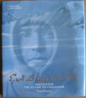Image for Shackleton: The Antarctic Challenge