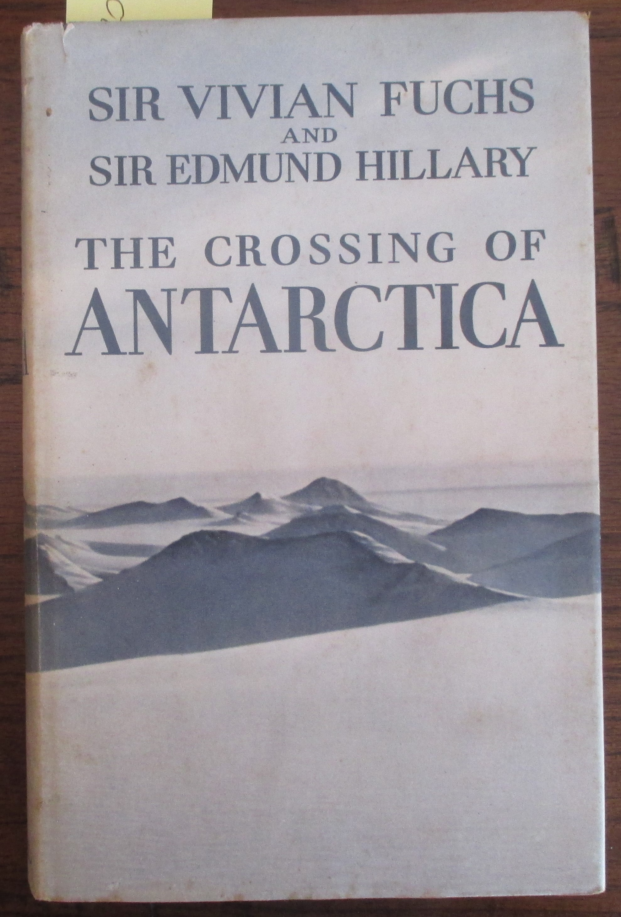 Image for Crossing of Antarctica, The: The Commonwealth Trans-Antarctic Expedition 1955-58
