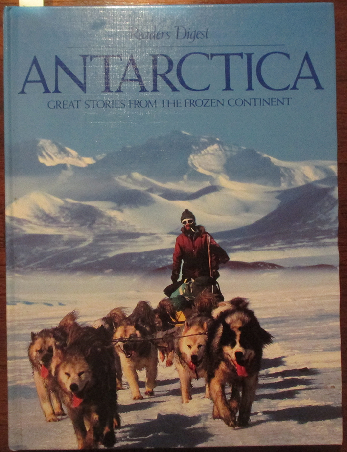 Image for Antarctica: Great Stories From the Frozen Continent