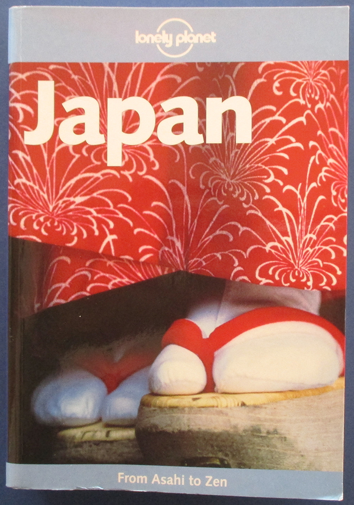 Image for Japan (Lonely Planet)