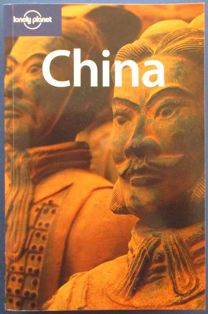 Image for China (Lonely Planet)