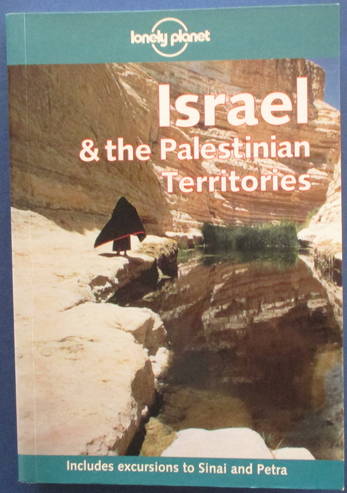Image for Israel & the Palestinian Territories (Lonely Planet)