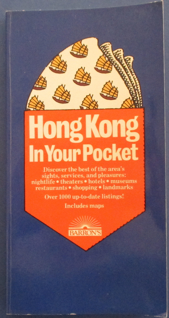 Image for Hong Kong In Your Pocket