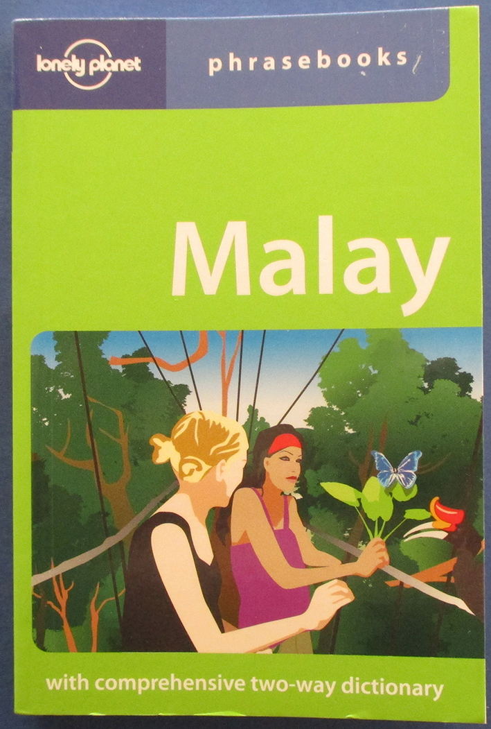 Image for Malay: Phrasebooks (Lonely Planet)