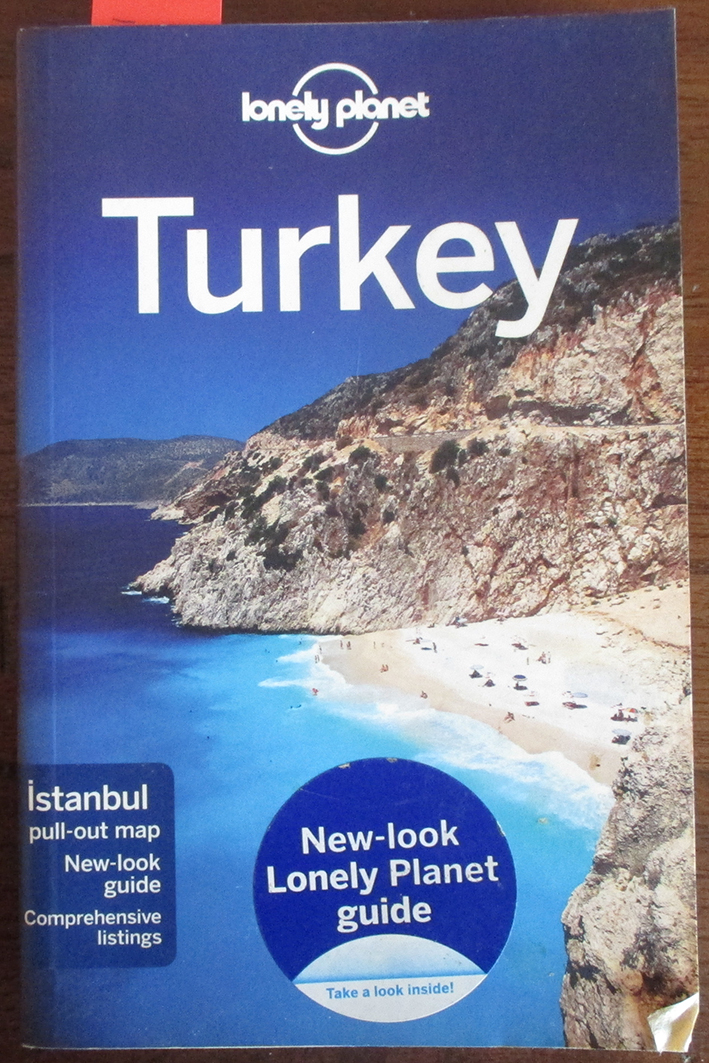 Image for Turkey (Lonely Planet)
