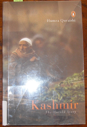 Image for Kashmir: The Untold Story