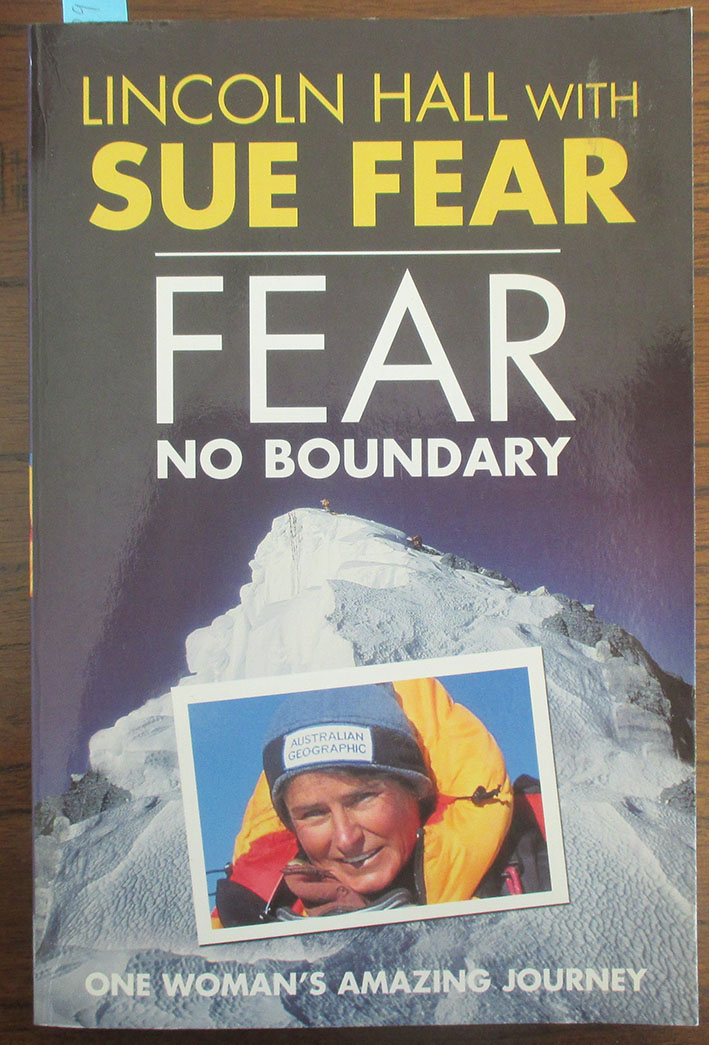 Image for Fear No Boundary: One Woman's Amazing Journey