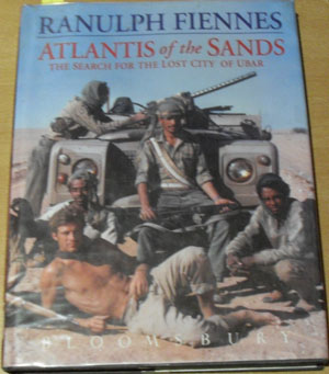 Image for Atlantis of the Sands: The Search for the Lost City of Ubar