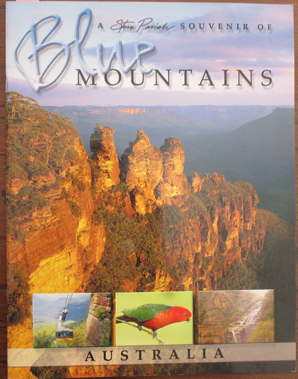Image for Blue Mountains (A Steve Parish Souvenir of)