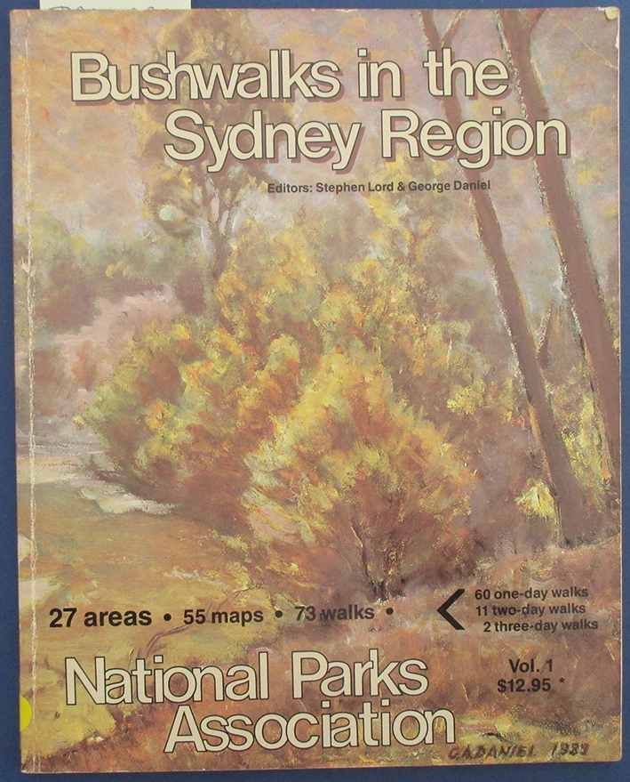 Image for Bushwalks in the Sydney Region
