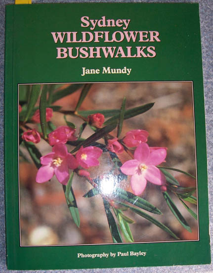Image for Sydney Wildflower Bushwalks