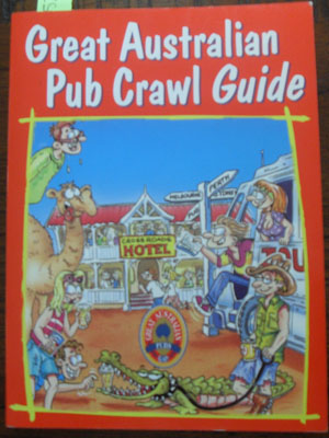 Image for Great Australian Pub Crawl Guide