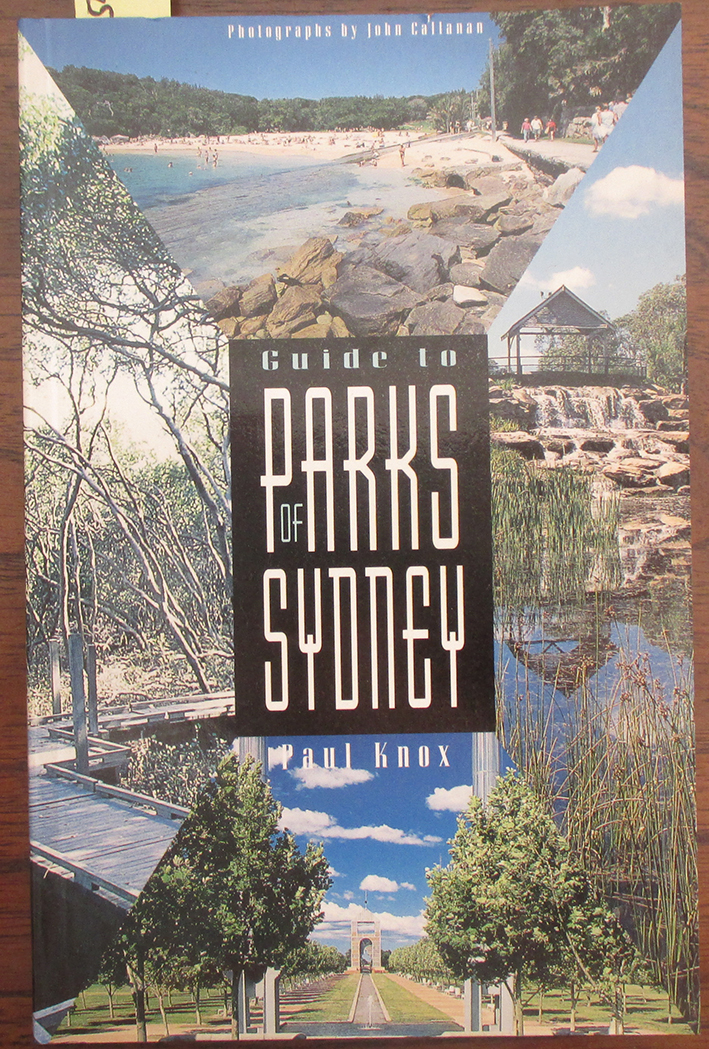 Image for Guide to Parks of Sydney