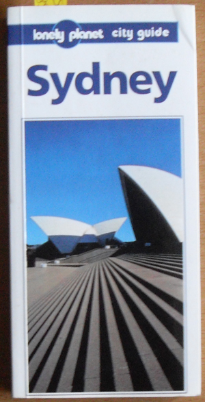 Image for Sydney: A Lonely Planet City Guide