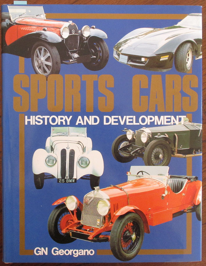 Image for Sports Cars: History and Development