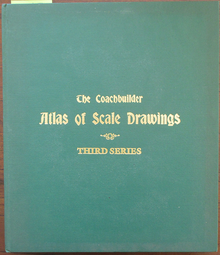 Image for Coachbuilder, The: Atlas of Scale Drawings (Third Series)