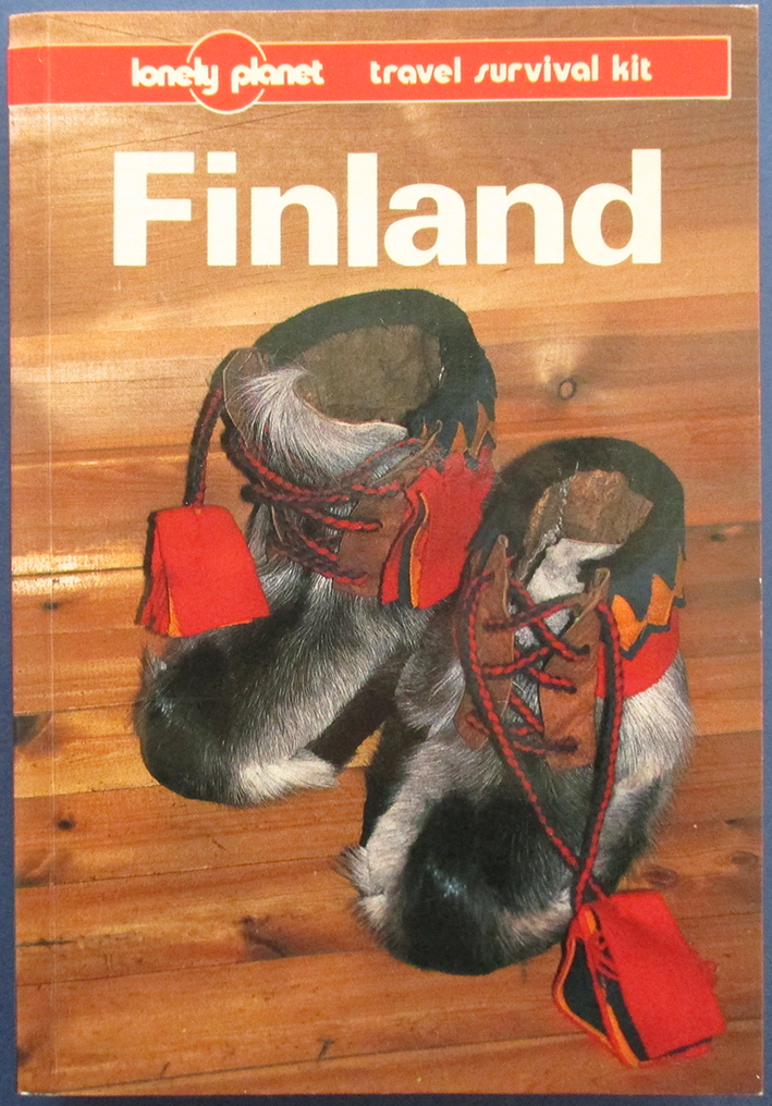 Image for Finland (Lonely Planet)