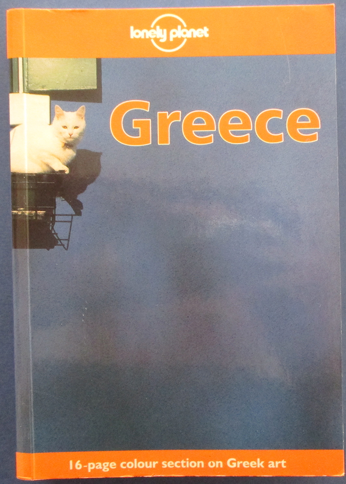 Image for Greece (Lonely Planet)