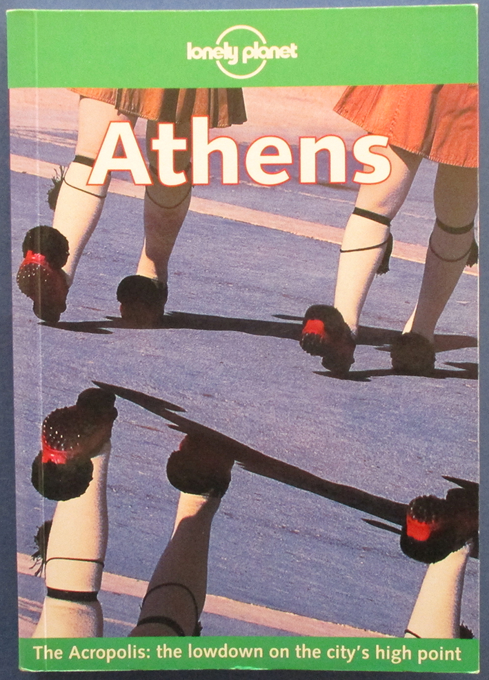 Image for Athens (Lonely Planet)