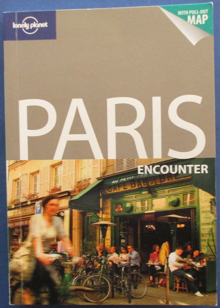 Image for Paris: Encounter (Lonely Planet)
