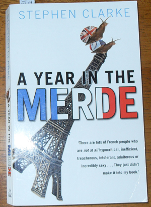 Image for Year in the Merde, A