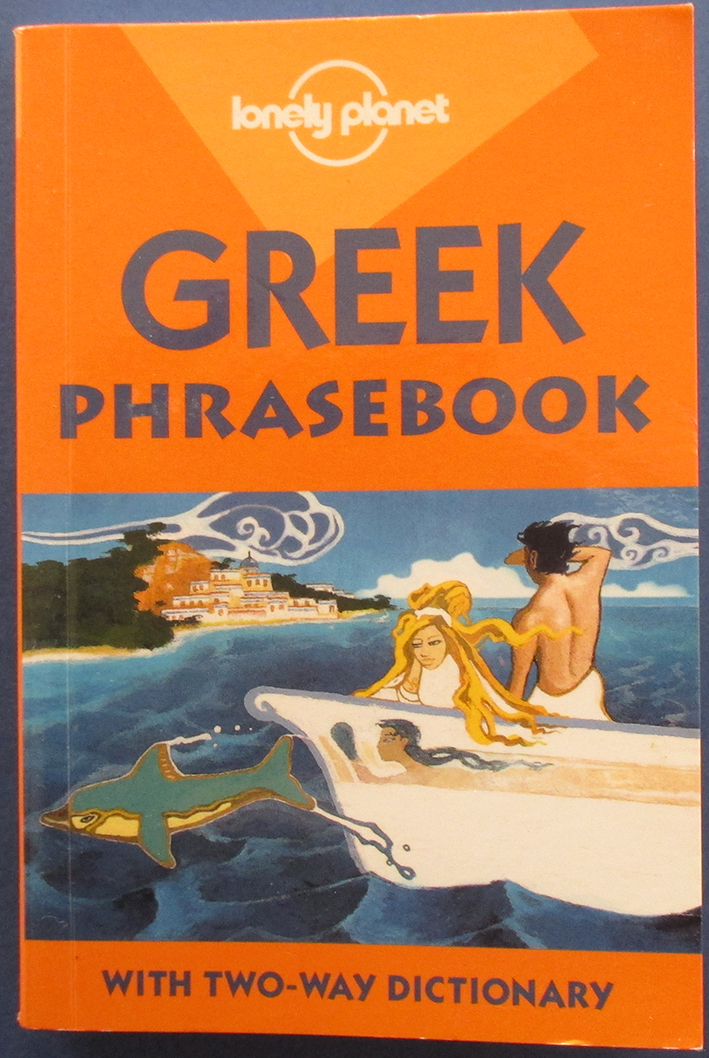 Image for Greek Phrasebook (Lonely Planet)