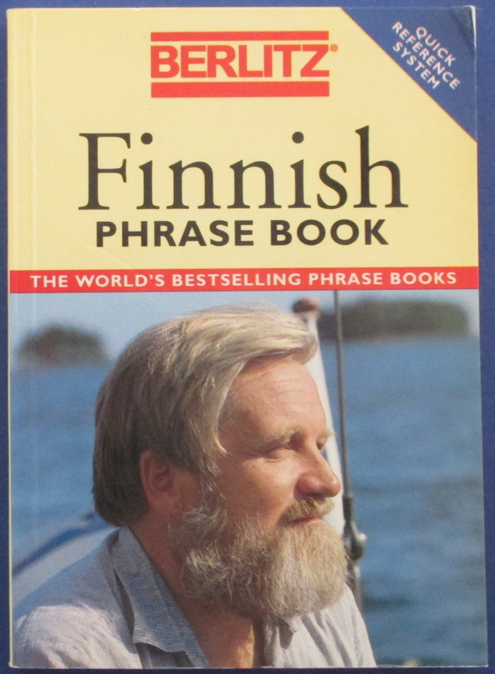 Image for Finnish Phrase Book