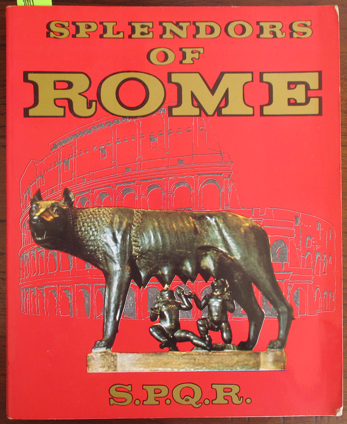 Image for Splendors of Rome