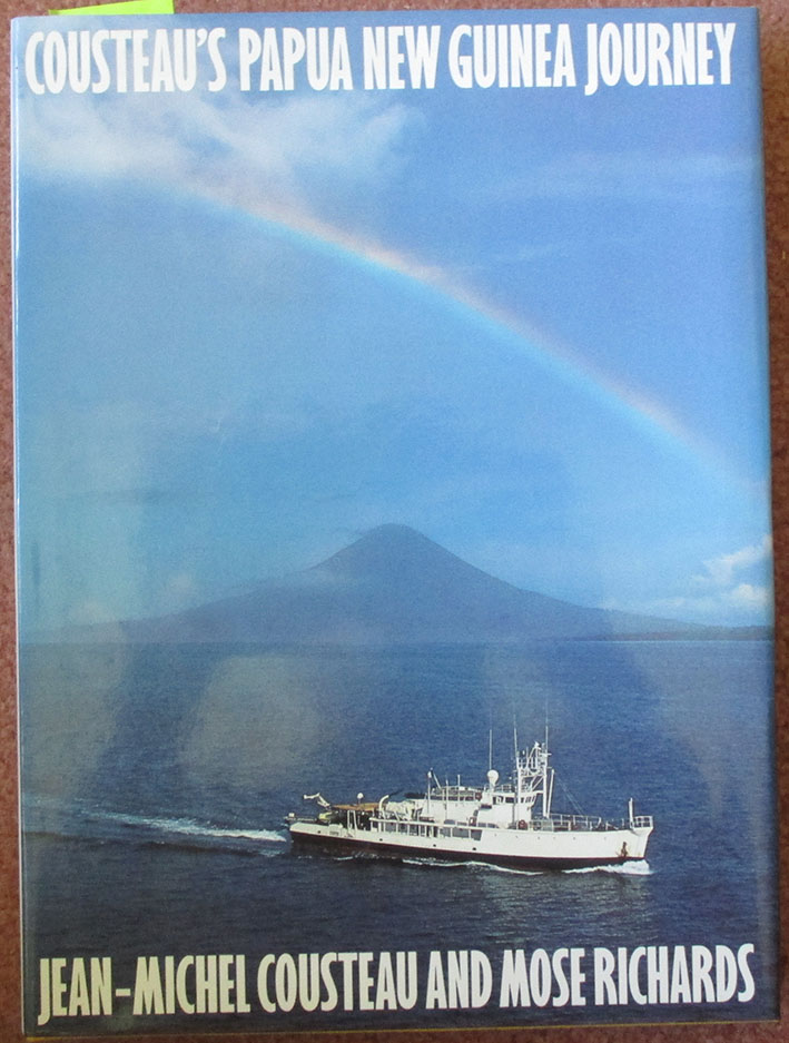 Image for Cousteau's Papua New Guinea Journey