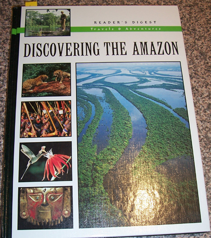 Image for Discovering the Amazon: Reader's Digest Travels and Adventure