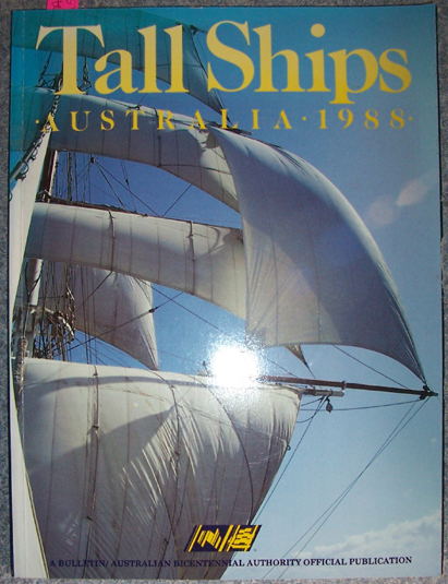 Image for Tall Ships Australia 1988