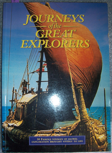 Image for Journeys of the Great Explorers