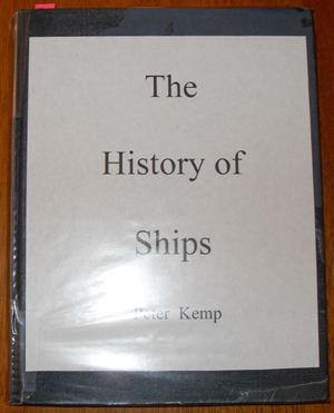 Image for History of Ships, The