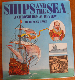 Image for Ships and the Sea: A Chronological Review