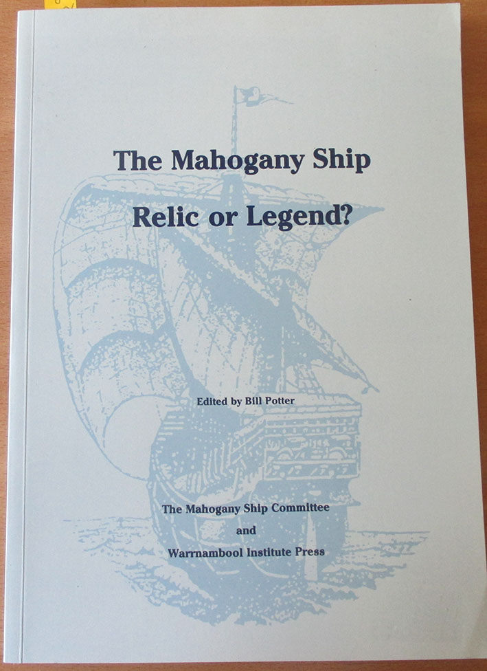 Image for Mahogany Ship, The: Relic or Legend?