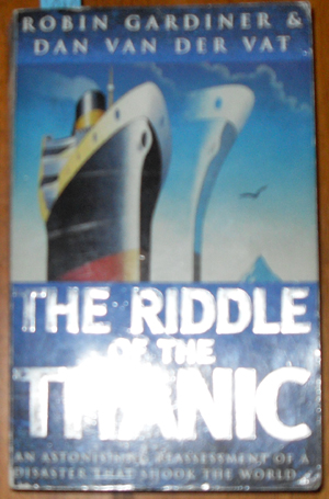 Image for Riddle of the Titanic, The