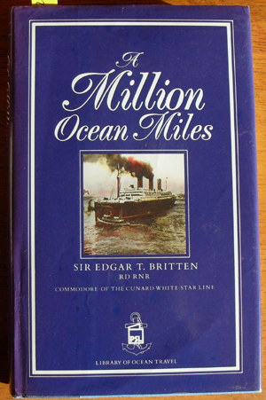 Image for Million Ocean Miles, A