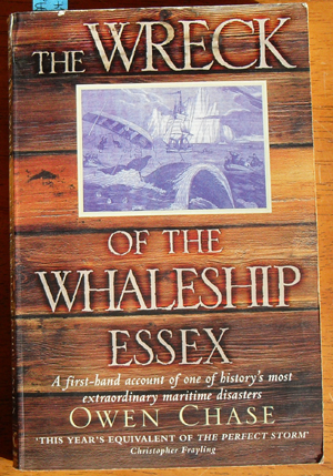 Image for Wreck of the Whaleship Essex, The