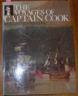 Image for Voyages of Captain Cook, The