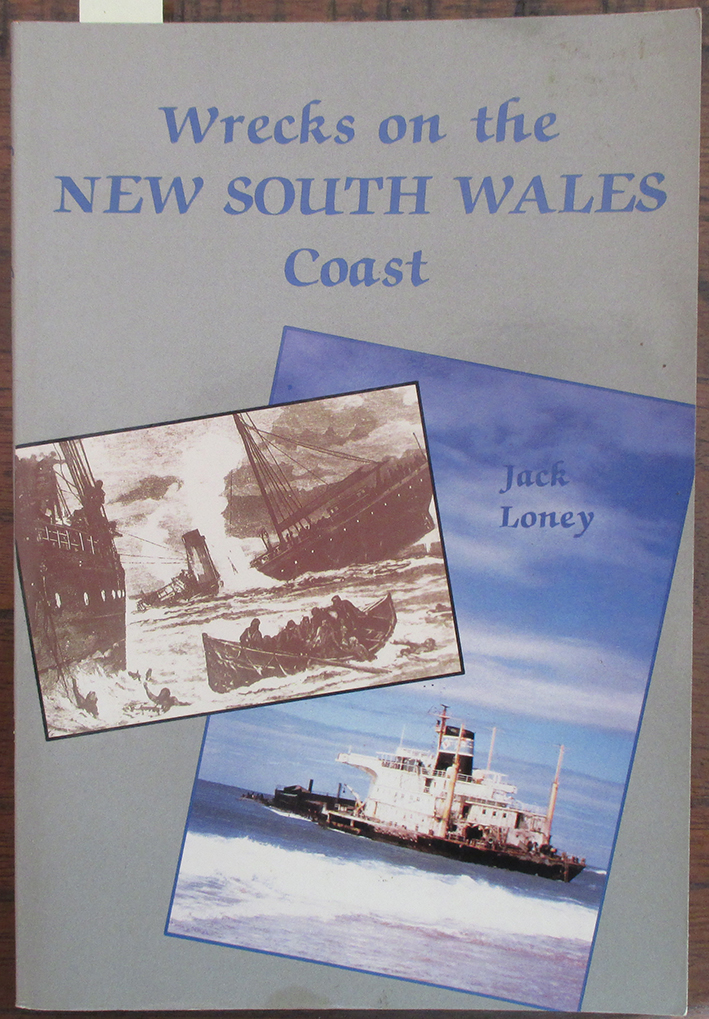Image for Wrecks on the New South Wales Coast
